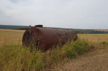 Български Цистерна за вода - 30 тона